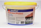 Fasádní barva BAUFAN bílá 2,5lt.
