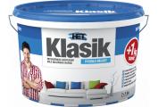 Het Klasik 7+1kg zdarma! interiérová disperzní vysoce bílá barva