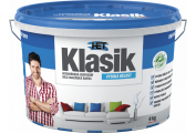 Het Klasik 4kg interiérová disperzní vysoce bílá barva