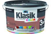 Klasik color hnědý 4kg (0277)