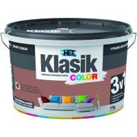 Klasik color hnědý 7+1kg zdarma (0277)
