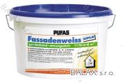 Fasádní barva PUFAS bílá 10l./15kg