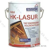 Remmers Hk lasur Farblos (bezbarvý) 2,5lt.