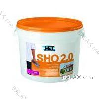 Silikonová hlazená omítkovina SHO 2,0mm bílá 25kg