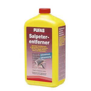 Odstraňovač ledkových výkvětů Salpeterentferner 1lt. PUFAS
