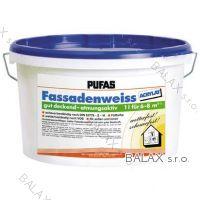 Fasádní barva PUFAS bílá 2,5lt./3,75kg