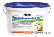 Fasádní barva PUFAS bílá 15l./22,5kg