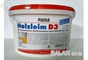 Lepidlo na dřevo D3 PUFAS 5kg