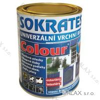Sokrates tmavě hnědý 0280 0.7kg
