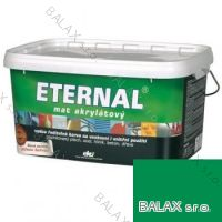 Eternal mat 22 tm.zelený 5kg