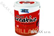 Brillant creative červená dynamic 4kg (0799)