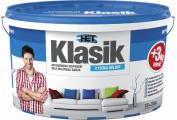 Het Klasik 15+3 kg - interiérová disperzní vysoce bílá barva