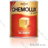 CHEMOLUX klasik bříza 0.75lt slabovrstvá lazura